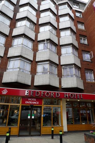Bedford Hotel exterior